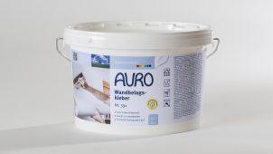 アウロ、天然成分99.7%の壁紙用接着剤を発売