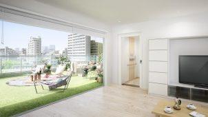 パナソニックホームエレベーター、5階建て住宅に設置できる5機種発売