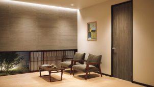永大産業、調湿・消臭・凹凸デザインが特徴の壁材を発売