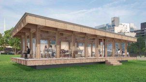 大和リース、構造用合板建築「ベニアハウス」発売 慶應大SFC研究所と共同開発