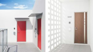 LIXIL、沖縄エリア限定のアパート・マンション用ドア発売