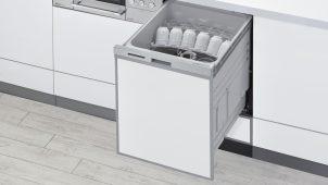 リンナイ、食器が入れやすい取り替え用深型食洗機を発売