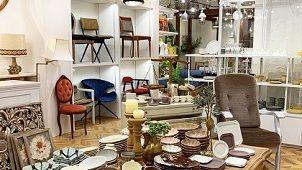 カナディアンホーム、インテリア雑貨にこだわったライフスタイル提案型店舗をオープン