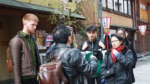 金沢工大が国際ワークショップを開催 日本・フランスの学生が金沢の文化資源を発見