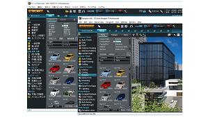 メガソフト、3D建築ソフトに英語OS対応機能を搭載