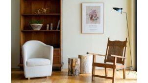 イデー、バリ島で買い付けたヴィンテージ家具・小物の展示会