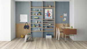 パナソニック、壁装飾や収納を手早くきれいに仕上げる「現場造作部材」発売