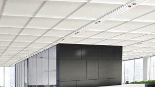 ABC商会、軽量天井シリーズに格天井デザインを追加
