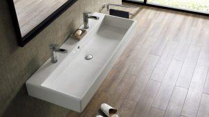セラトレーディング 、独デュラビット社の長方形洗面ボウルを発売