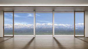 YKKAP、4間の大開口が可能な高断熱スライディング窓を発売