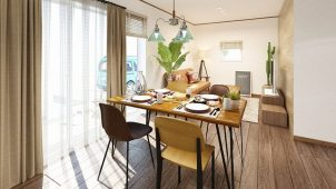 日本ユニシス、ミレニアム世代向けVR住宅展示場を拡大