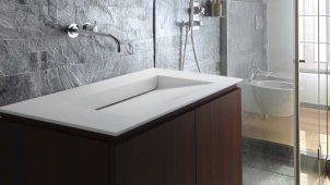 ABC商会、人大製洗面カウンターにボウル3タイプを追加