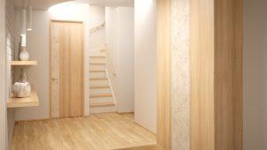 永大産業が内装建材「スキスム」拡充 木質×非木質のデザイン投入