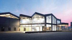 3社共創リノベーションによる複合施設「TENNOZ Rim」がオープン
