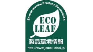 建築用断熱材「デコスファイバー」が「エコリーフ環境ラベル」を取得