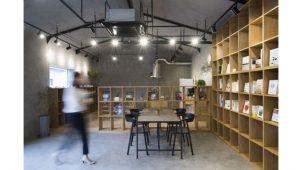 ヤマタホーム、鳥取市に空間づくりのコミュニティースペースを開設
