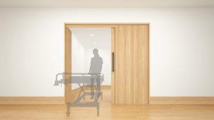永大産業、介護・医療施設向けドアを拡充