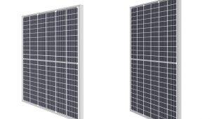 リープトンエナジー、高出力の多結晶ハーフセル太陽電池を発売