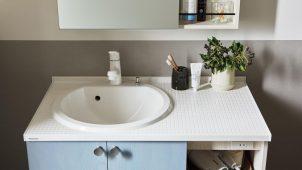 パナソニック、洗面台「シーライン」のデザイン・収納を拡充