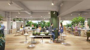 パナなど9社、「未来のオフィス空間」に向けた実証実験開始