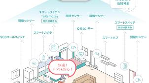 リンクジャパン、AI・IoT活用の見守りサービスを提供