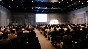 YKKAP「リノベーションフォーラム2019」 動員数が昨年比2割増