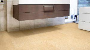 東リ、水まわりで使える織物系床材を発売