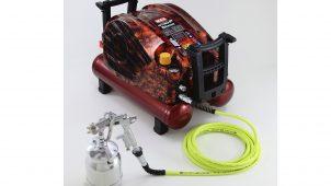 マックス、塗装作業向けの小型エアコンプレッサを発売