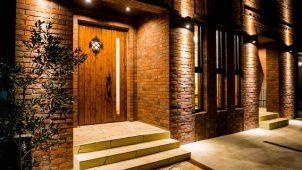 リンクス、レンガ積み外壁の木造住宅をFC展開