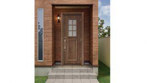 三協アルミ、リフォーム玄関ドア「ノバリス」の防火設備を発売