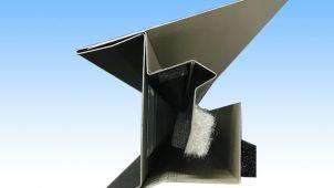 トーコー、軒ゼロ住宅向けの給気部材に防火仕様を追加