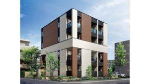 大東建託、オリジナルCLT工法の木造4階建て賃貸住宅