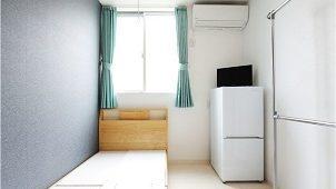 他の物件に無料で移動できる「クロスハウス」、都内に新たに10物件オープン
