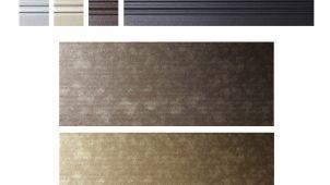 鶴弥、陶板外壁材に新柄・新色を追加