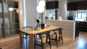 セキスイハイム近畿、「隣居スタイル」による二世帯居住を提案するモデルハウスをオープン