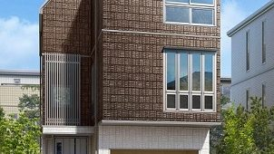 積水化学工業、エネルギー自給自足・災害対応強化の鉄骨系3階建て住宅を発売