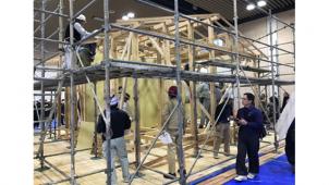 大阪で木造応急仮設住宅講習会