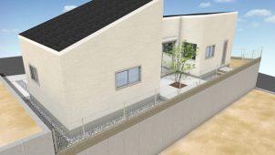 吉永建設、平屋住宅を3棟同時着工 平屋の賃貸物件も建設予定