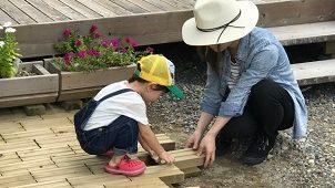 テオリアランバーテック、屋外DIY用木製タイル販売を強化