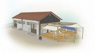 高野建設、アウトドア・DIYアイテムを販売するライフスタイルショップを開設