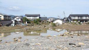 台風19号の住宅被害、4万棟を超える