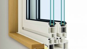 YKK AP、ビル用樹脂製窓・サッシが「エコリーフ環境ラベル」取得