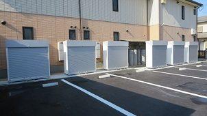 スクエアメーター、狭小地対応型収納庫を販売 収納スペース確保で狭小地の付加価値向上
