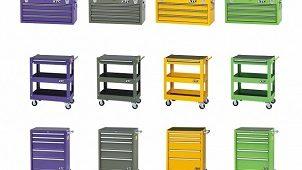 KTC工具ケースに期間限定カラー全11色