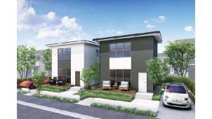 フィット、狭小地に建築できる投資用戸建て賃貸を販売