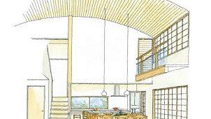 エコワークス、自然派建築家とのコラボによるモデルハウスを熊本市にオープン