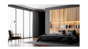 プレイリーホームズ、米杉を使ったデザイン内装材3種を発売