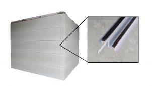 鶴弥、陶板壁材専用のシールレス工法を開発