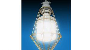 工事現場を明るく照らす軽量LEDライトを発売