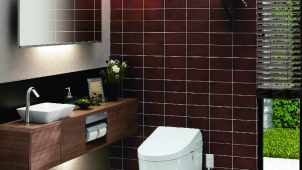 TOTO、セミオーダー型カウンター付き手洗い器を発売